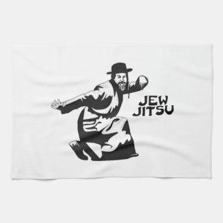 Jew Jitsu Towel | Jewish Bar Mitzvah Gifts