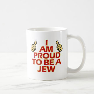 Jew religious designs coffee mug
