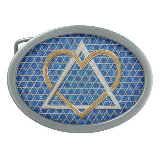 Jewbilee Blue (Belt Buckle)