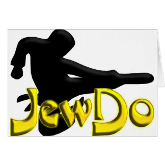 Jewdo Card