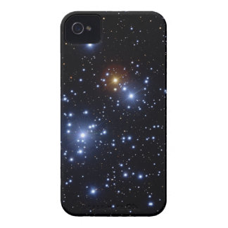 Jewel box cluster iPhone 4 cover