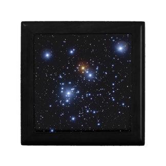 Jewel box cluster jewelry box