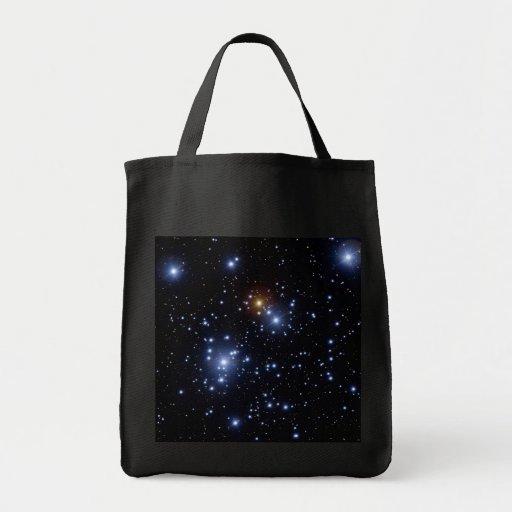 Jewel box cluster tote bag