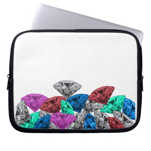 Jewel Box Laptop Computer Sleeves