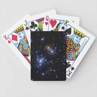 Jewel Box or Kappa Crucis Cluster Bicycle Playing Cards