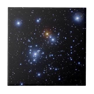 Jewel Box or Kappa Crucis Cluster Ceramic Tile