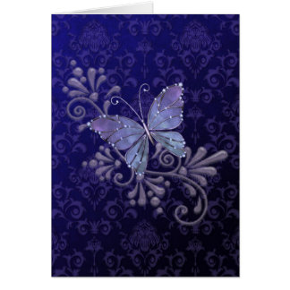 Jewel Butterfly Cards