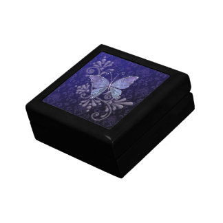 Jewel Butterfly Jewelry Box