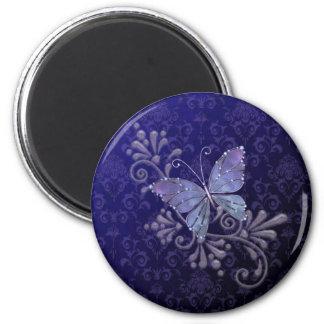Jewel Butterfly Magnet