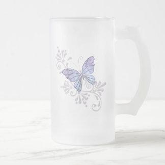 Jewel Butterfly Mugs