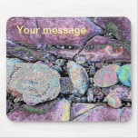 Jewel Colors Mouse Pad