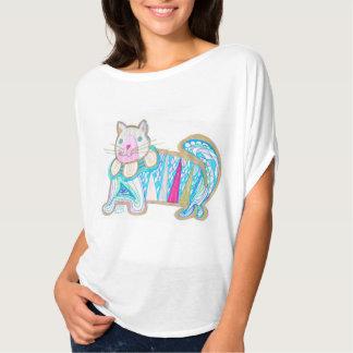 Jewel el gato playera