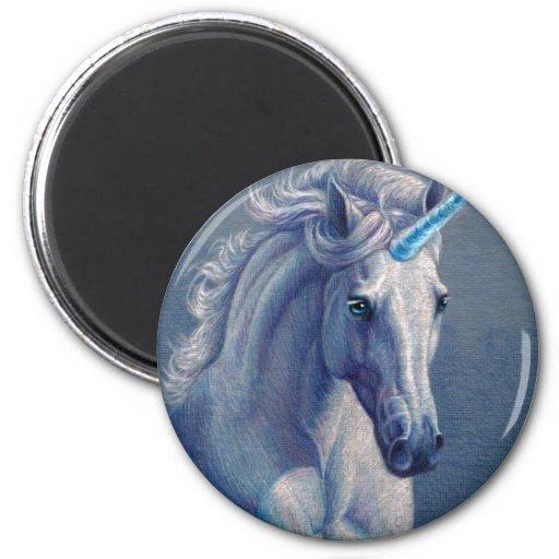 Jewel el unicornio imanes para frigoríficos