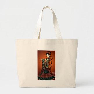 Jewel Empress Large Tote Bag