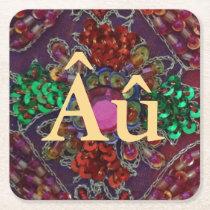 Jewel Encrusted Autism Coasters