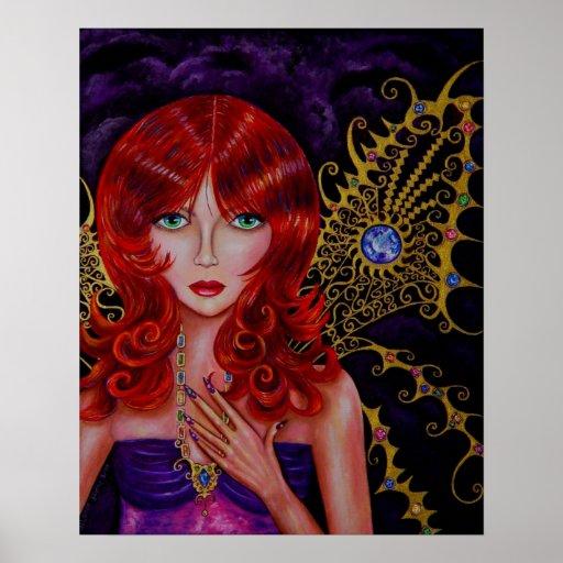 Jewel Fairy Poster