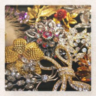 Jewel - Glass Coaster
