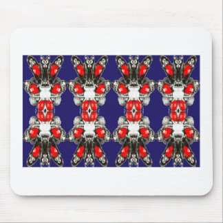 Jewel Imitation Decorative OCCASION GIRLY GIRL MOM Mouse Pads