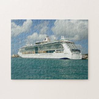 Jewel in Key West Jigsaw Puzzle