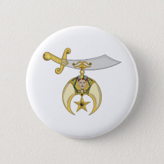 Jewel of the Order Pinback Button