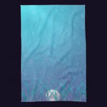 Jewel of the Sea Kitchen Towel