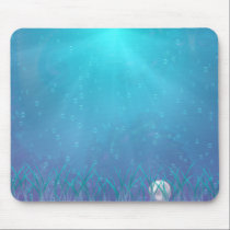 Jewel of the Sea Mousepad
