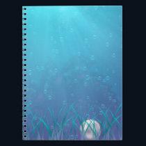 Jewel of the Sea Notebook