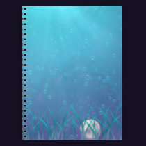 Jewel of the Sea Notebook