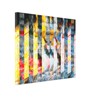 Jewel - On Wrapped Canvas