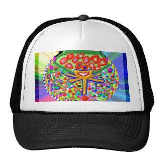 Jewel set in HEART CHAKRA Trucker Hat
