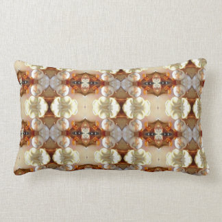 Jewel Shell pattern pillow