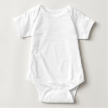 JEWEL Sparkle Strip : Las Vegas CASINO style deco Baby Bodysuit