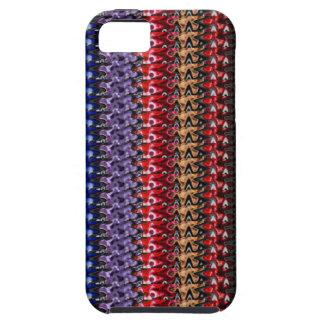 JEWEL Sparkle Strip : Las Vegas CASINO style deco iPhone SE/5/5s Case