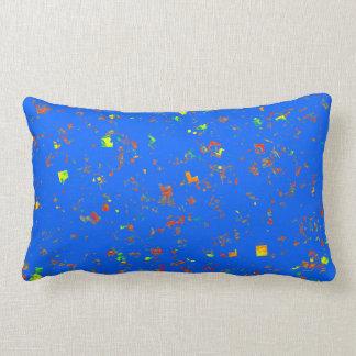 JEWEL Sparkle Strip : Las Vegas CASINO style deco Lumbar Pillow