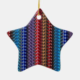 JEWEL Sparkle Strip Las Vegas CASINO style deco Christmas Tree Ornament