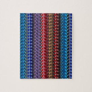 JEWEL Sparkle Strip : Las Vegas CASINO style deco Jigsaw Puzzle