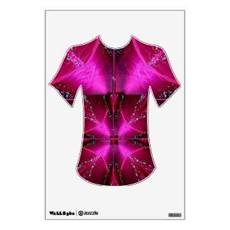 Jewel : Tee Shirt RosePetal Art Wall Decor