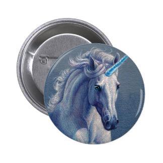 Jewel the Unicorn 2 Inch Round Button