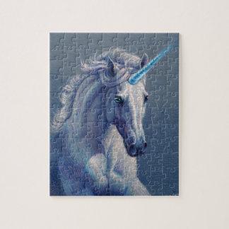 Jewel the Unicorn Jigsaw Puzzle