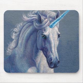 Jewel the Unicorn Mouse Pad