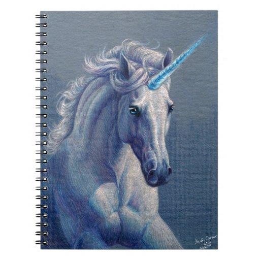 Jewel the Unicorn Note Books