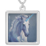 Jewel the Unicorn Personalized Necklace