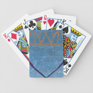 Jewel Thief Bicycle Playing Cards