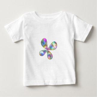 Jewel Tone Butterflies Baby T-Shirt