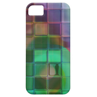 Jewel Tone Squares Custom Smartphone Covers