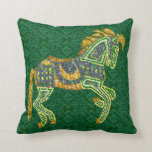 Jeweled Artistic Horse Pillows