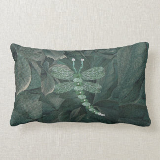 Jeweled Dragaonfly Throw Pillows