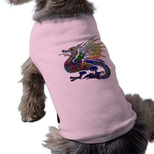 Jeweled Dragon Doggie Tshirt