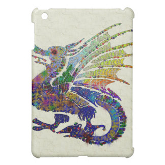 Jeweled Dragon iPad Mini Cover
