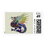 Jeweled Dragon Stamps
